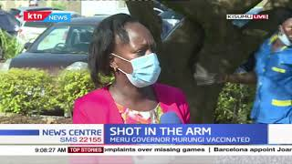 Shot In The Arm: Kisumu County set to roll out Covid-19 vaccination exercise