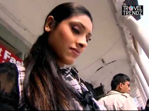 Travel Show ! Bazaars of India ! Conaught Place !  Delhi