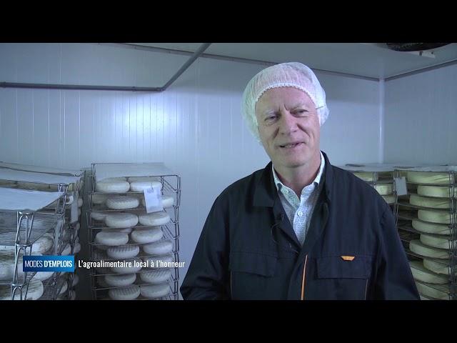 Modes d'emplois - Une laiterie locale en temps de crise Covid