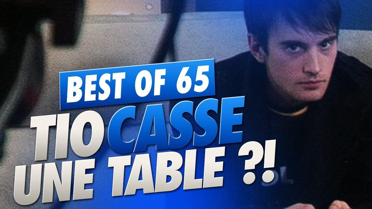 BEST OF SOLARY #65 ► TIO CASSE UNE TABLE DANS LES LOCAUX ?
