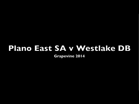 Grapevine 2014: Plano East SA v Westlake DB