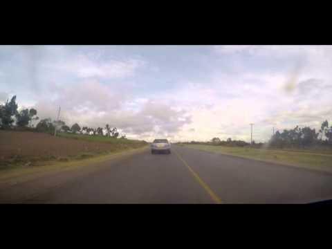Up The Escarpment Road To Limuru   Hi Velocity
