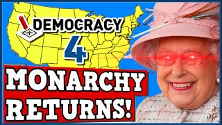 How to break The USA Election So The Queen Wins - Democracy 4 Is Perfectly Balanced with exploits