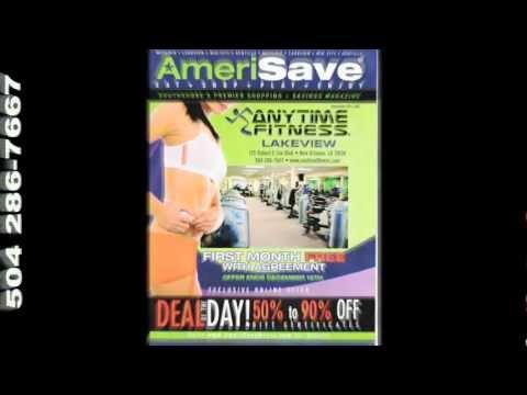 AmeriSave Coupon Mag - Louisiana's Premier Shopping and Savings Coupon Magazine !
