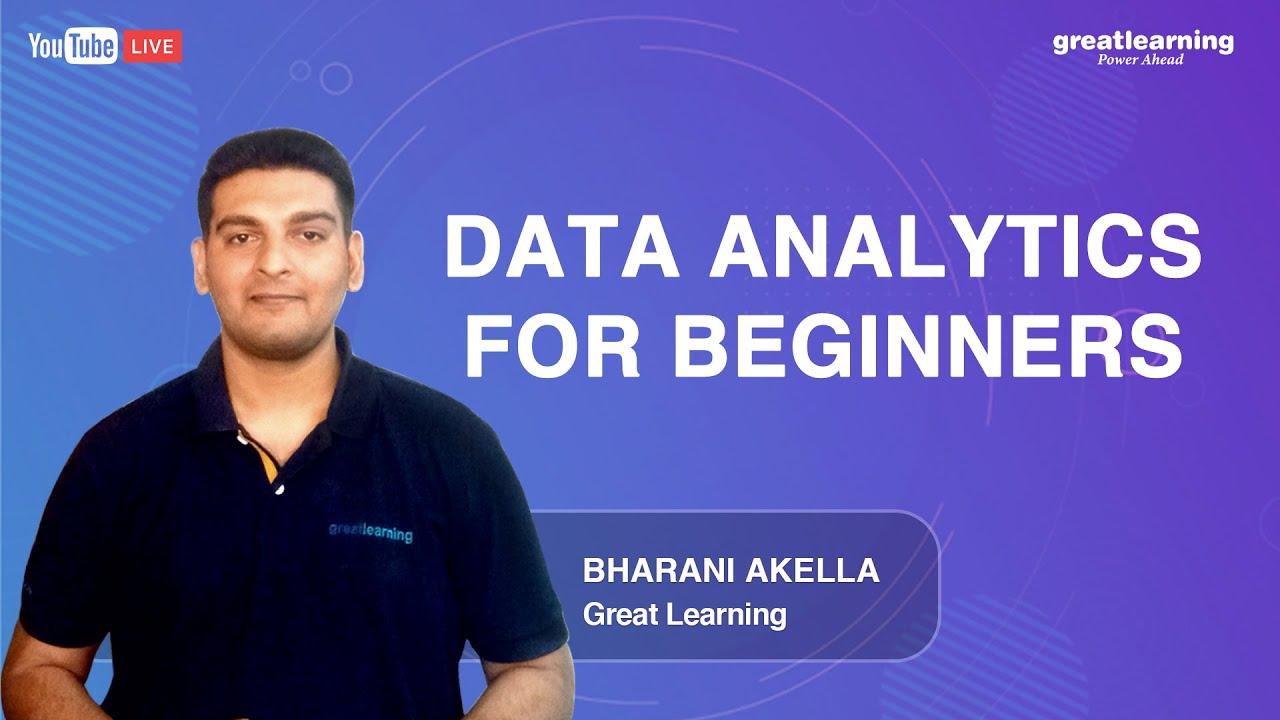 Data Analytics for Beginners | Introduction to Data Analytics