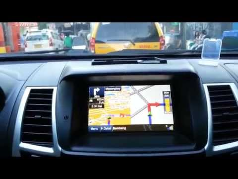 MITSUBISHI gps map INSTALL, Car Parts & Accessories GPS e-map sd card -LAMSON DIGITAL ELECTRONICS