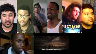 Repeat youtube video Godzilla Asia Trailer: Fans Reaction Compilation