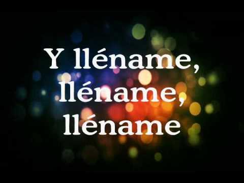 Llename Roberto Orellana letra