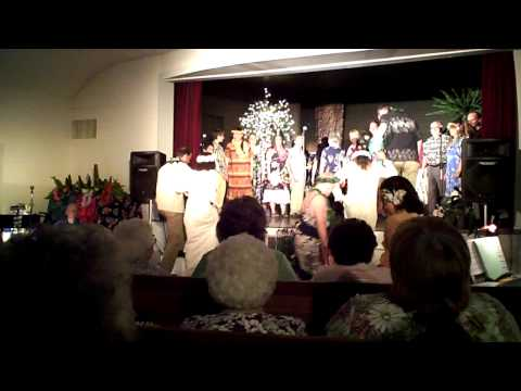 South Pacific - Wilsonville Theater Company - Wedding Scene