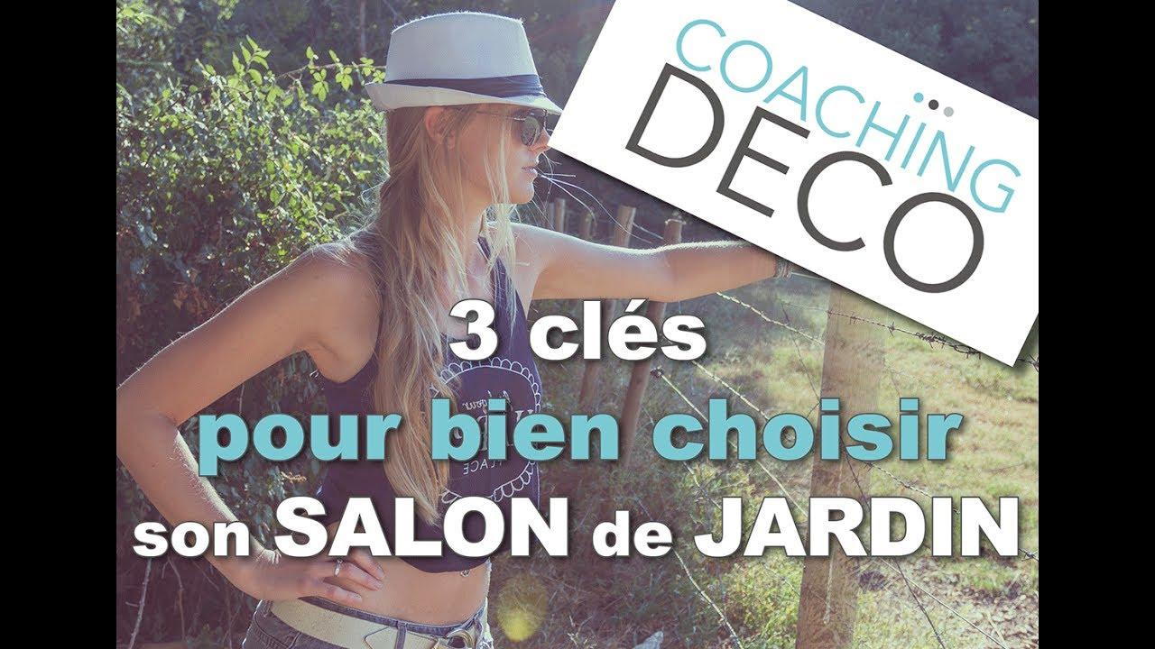 3 clés pour bien choisir son MOBILIER DE JARDIN !!   Tổng hợp các thông tin về salon de jardin đầy đủ