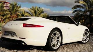 Porsche 911 Cabriolet video review - Auto Express