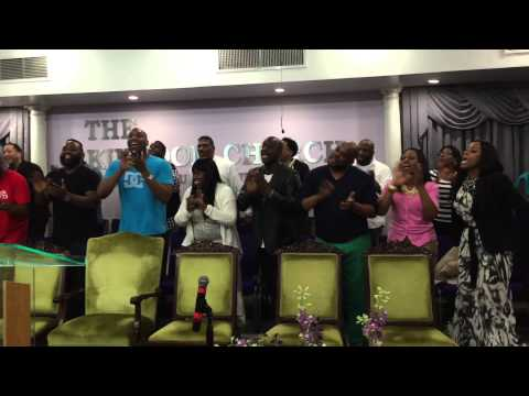 Hezekiah Walker & LFCC - Reunion Choir - He Arose