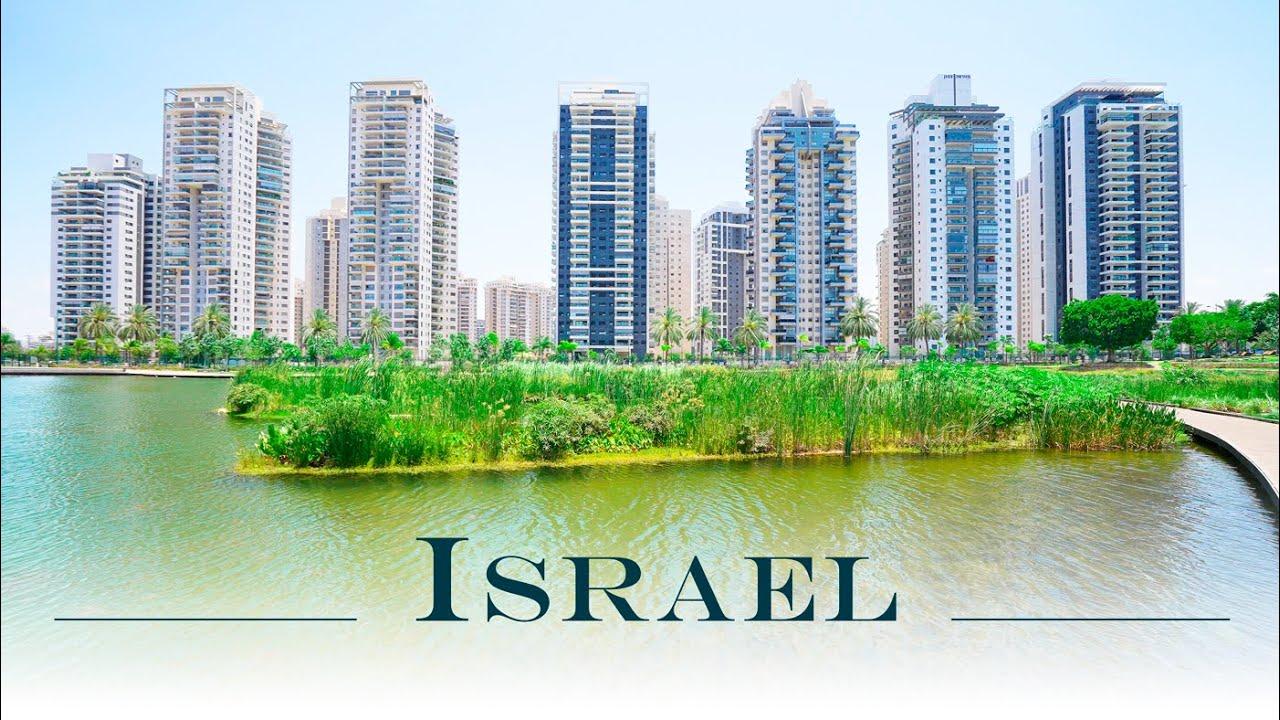 Israel, CORRECT DESIGN Of CITIES. The city of Petah Tikva