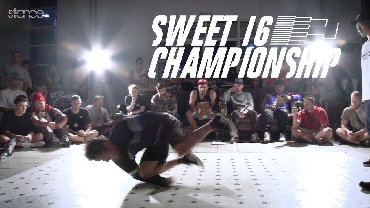 Drift Docious All-Stars (usa / korea) vs Team LCB (japan) ► .stance ◄ Sweet 16 Championship 2017
