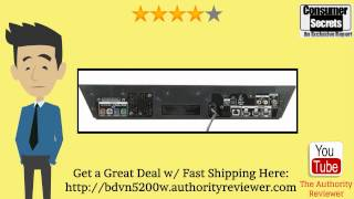 [Review & SALE] Sony BDVN5200W 1000W 5.1 Channel Full HD Blu-ray Disc Home Theater System
