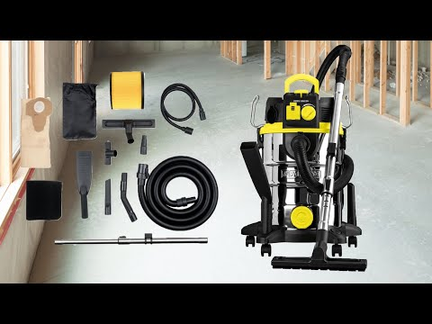 Parkside Liquid Vacuum Cleaner Pnts 1500 Unboxing Vimoreorg