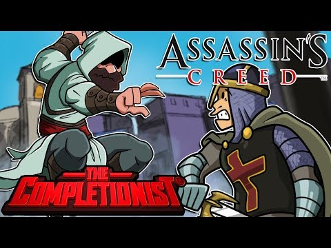 Assassin's Creed | The Completionist | New Game Plus thumbnail