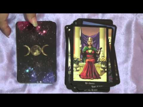 The Witches Tarot Review