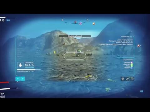 No mans sky survival - search 4 centre