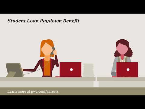 PwC's Student Loan Paydown Benefit