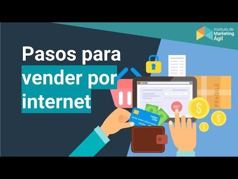 6415b6c3fa81 Cómo vender por internet  pasos y consejos para empezar - YouTube