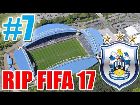 MY LAST FIFA 17 VIDEO - FIFA 17 HUDDERSFIELD CAREER MODE #7