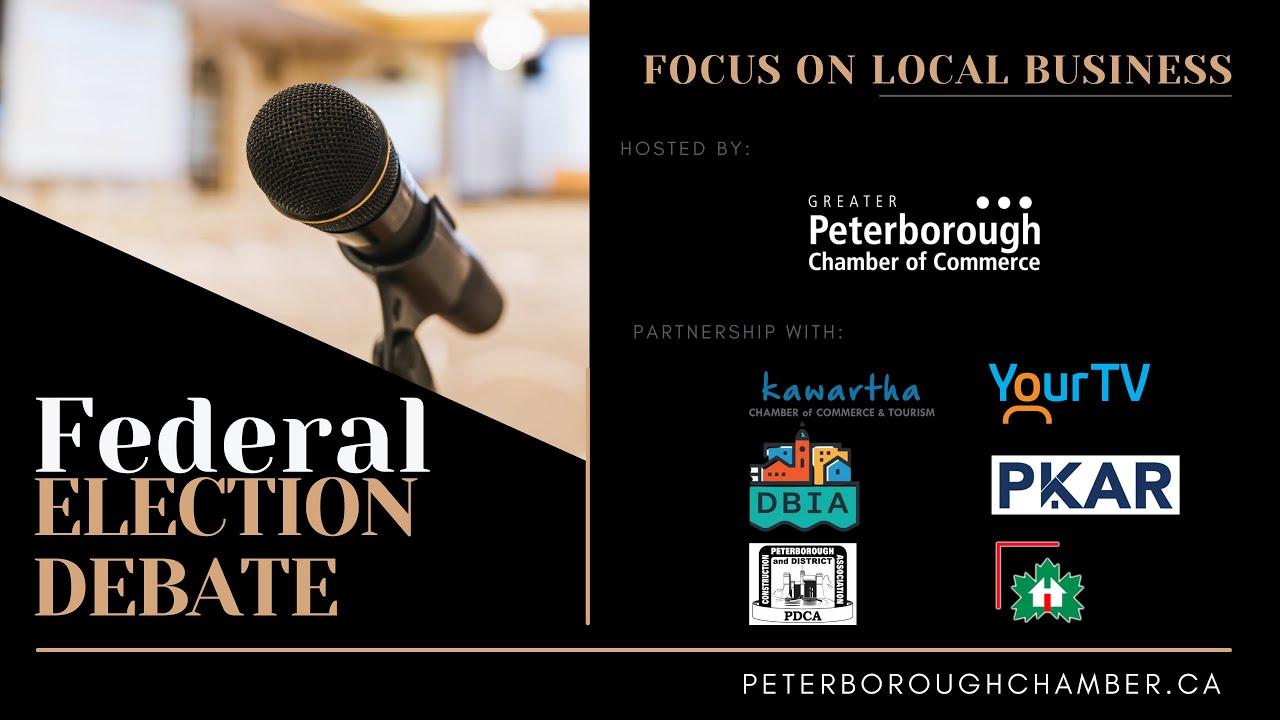 Download 2021 Peterborough-Kawartha Business Issues Debate