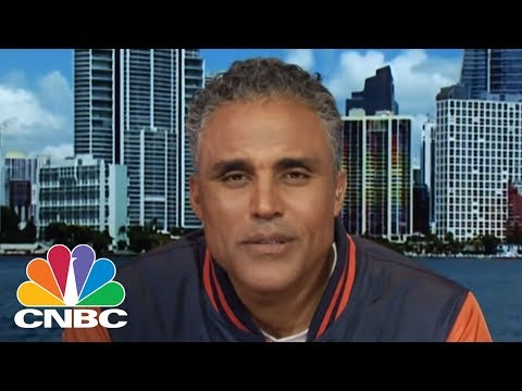 Former NBA Star Rick Fox Reveals Why He's Betting Big On ESports  CNBC