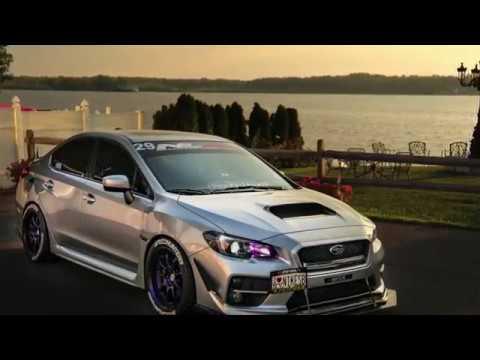 2016 Subaru Wrx Interior Mod Youtube
