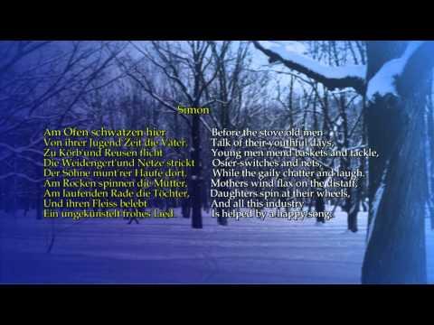 Winter from The Seasons - Joseph Haydn