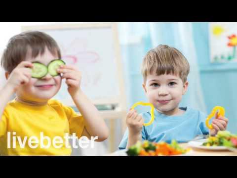 Música para comer con niños - Música alegre y animada