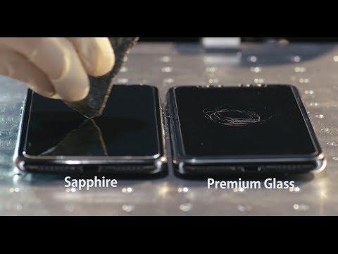 Sapphire VS Glass