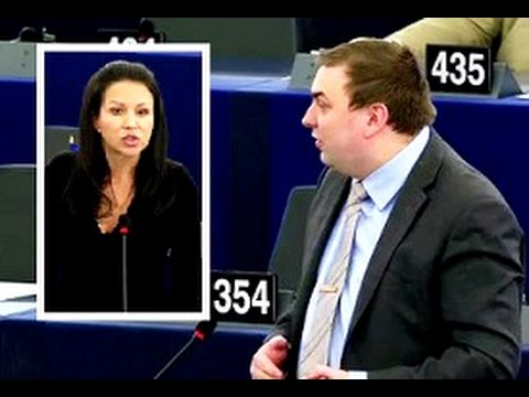 We should look at countries leaving eurozone rather than joining - Jonathan Arnott MEP