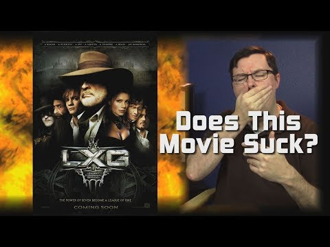 """""""The League of Extraordinary Gentlemen"""" (2003) - Does This Movie Suck? Redux"""