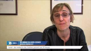 Santé : les médecins des Yvelines passent aux 35 heures