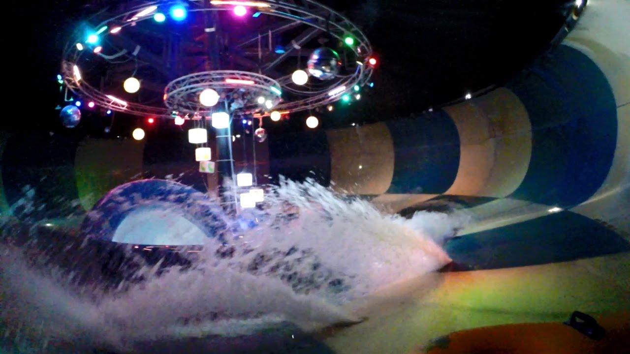 Wet n Wild Orlando  Disco H2O  ProSlide BehemothBOWL