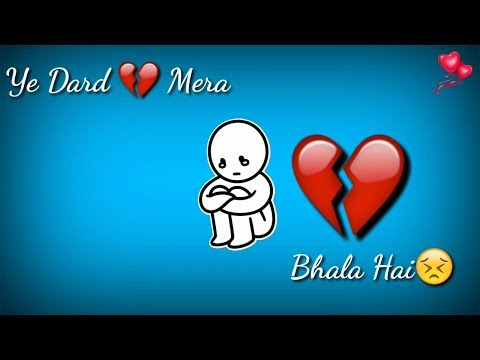 Maine Dil Se Kaha Dhoondh Lana Khushi   Whatsapp Status Video By KK