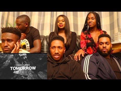 🇬🇭  Darkovibes - Tomorrow ( REACTION VIDEO ) || #UbuSpotlight 🇬🇭 || @darkovibes @Ubunifuspace