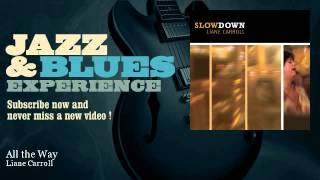 Liane Carroll - All the Way - JazzAndBluesExperience