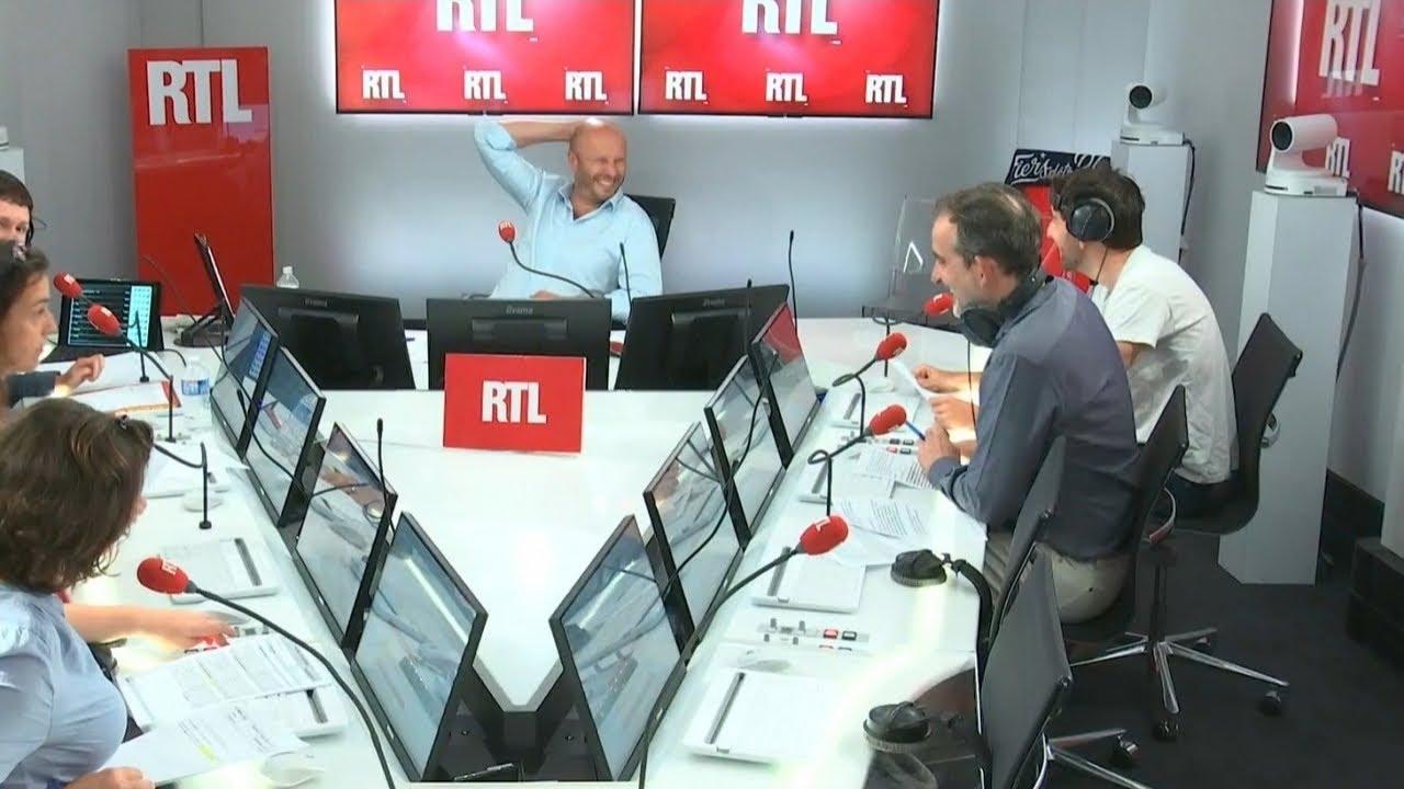 RTL Midi du 13 juillet 2018