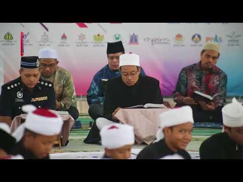 World#Quranhour di Masjid Sultan Idris Shah II, Perak
