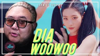 """Producer Reacts to DIA """"WooWoo"""""""