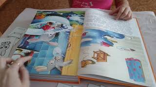 "Книга про зайчика + ""Первоклассные слова"". Активизируем речь. Логопед."