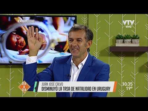 2018: Un año con menos nacimientos y menos muertes maternas en Uruguay