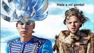 Alive (subtitulada) Empire of the sun
