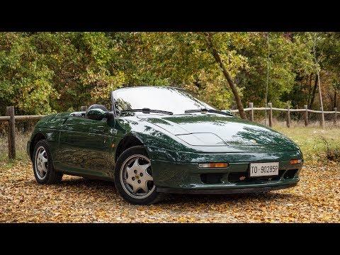 Lotus Elan (M100): L'unica Trazione Anteriore Di Hethel - Davide Cironi Drive Experience (SUBS)