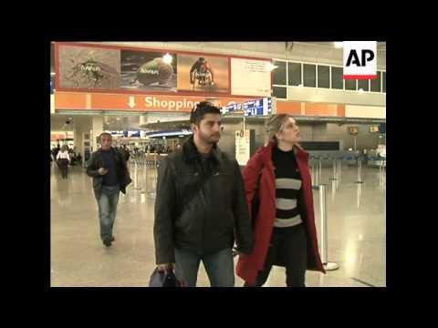 WRAP Impact Of BA Strike At European Airports, Athens ADDS Paris