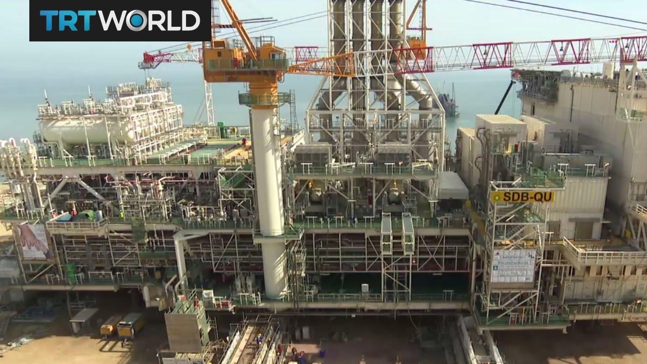 Azerbaijan Energy: 'Shah Deniz' rig to supply gas across Europe