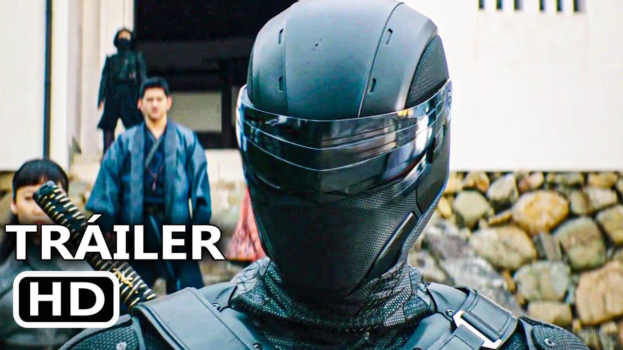 G I Joe Snake Eyes Trailer Espanol Latino Subtitulado 2 Nuevo 2021 Youtube