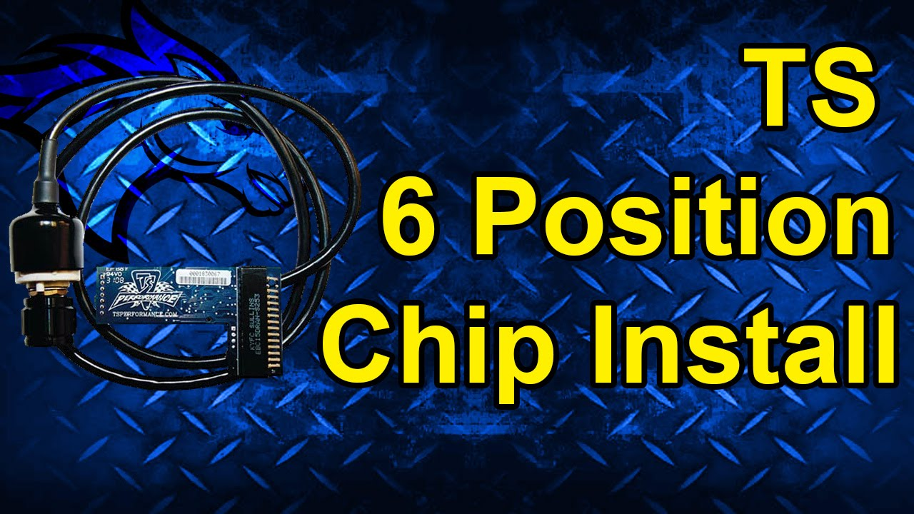 hight resolution of ts 6 position chip install 99 03 ford powerstroke 7 3l different for 95 97